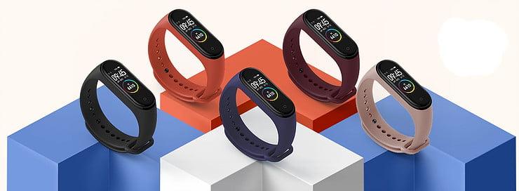 Smart Band 4 de Xiaomi en Cyber Arena