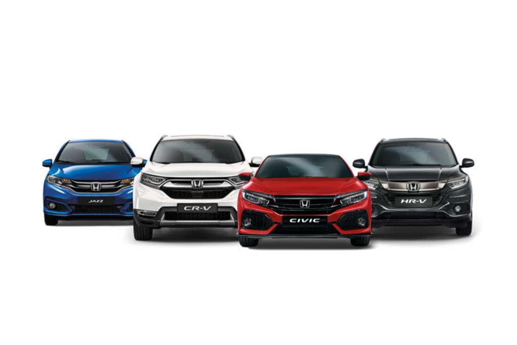 Gamma Honda sorteig - Honda Ginestar Dénia