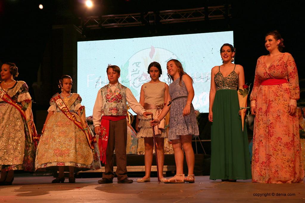 Trasferimento della carica minorile della Falla Les Roques