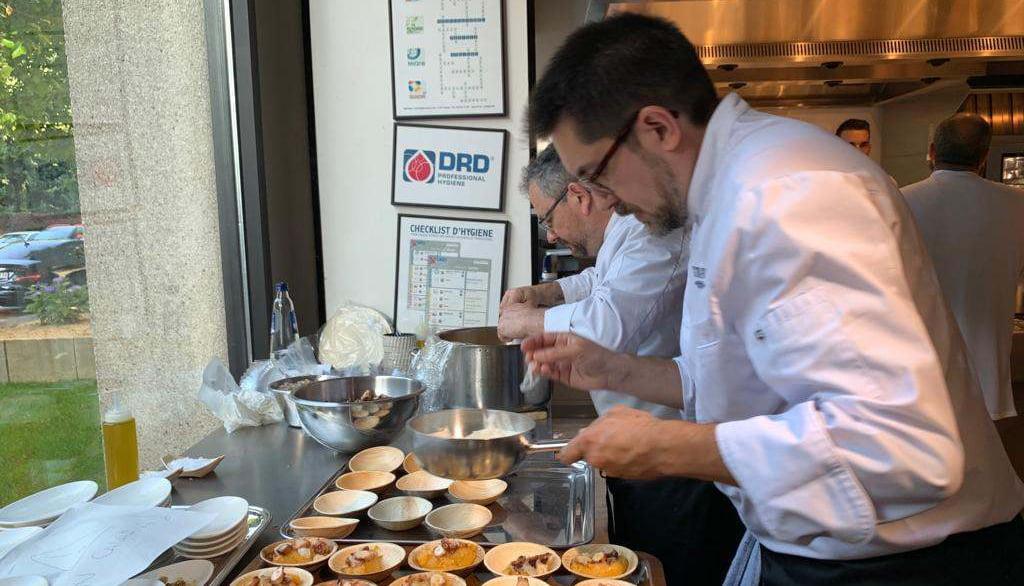 Turisme Dénia i Aehtma porten la gastronomia deniera a Brussel·les