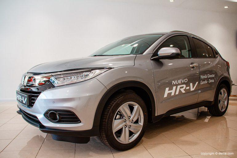 Vehículo Honda HR-V - Honda Ginestar Dénia