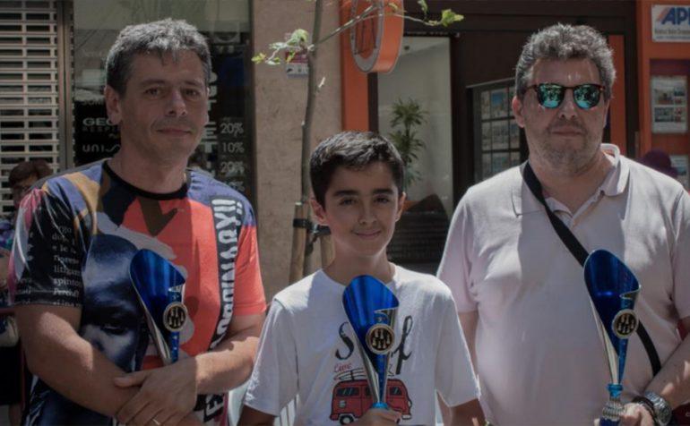 Gewinner des Ciutat de Dénia von Schach