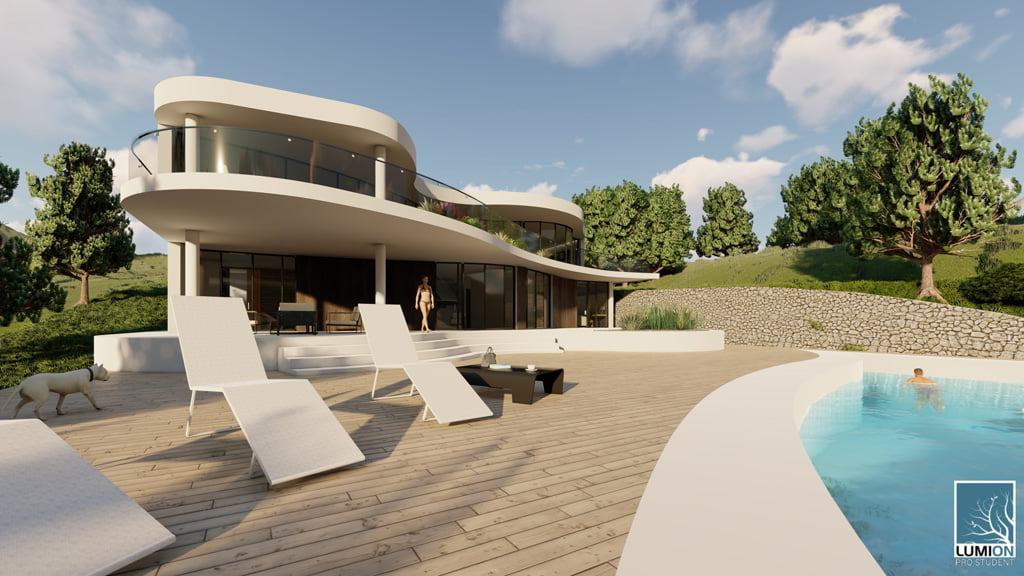 GV alloggiamento Arquitecnia