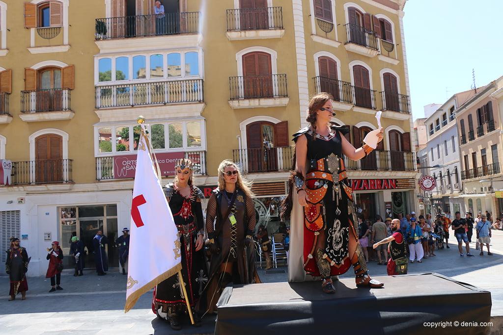 Batalla de arcabucería Moros y Cristianos 05