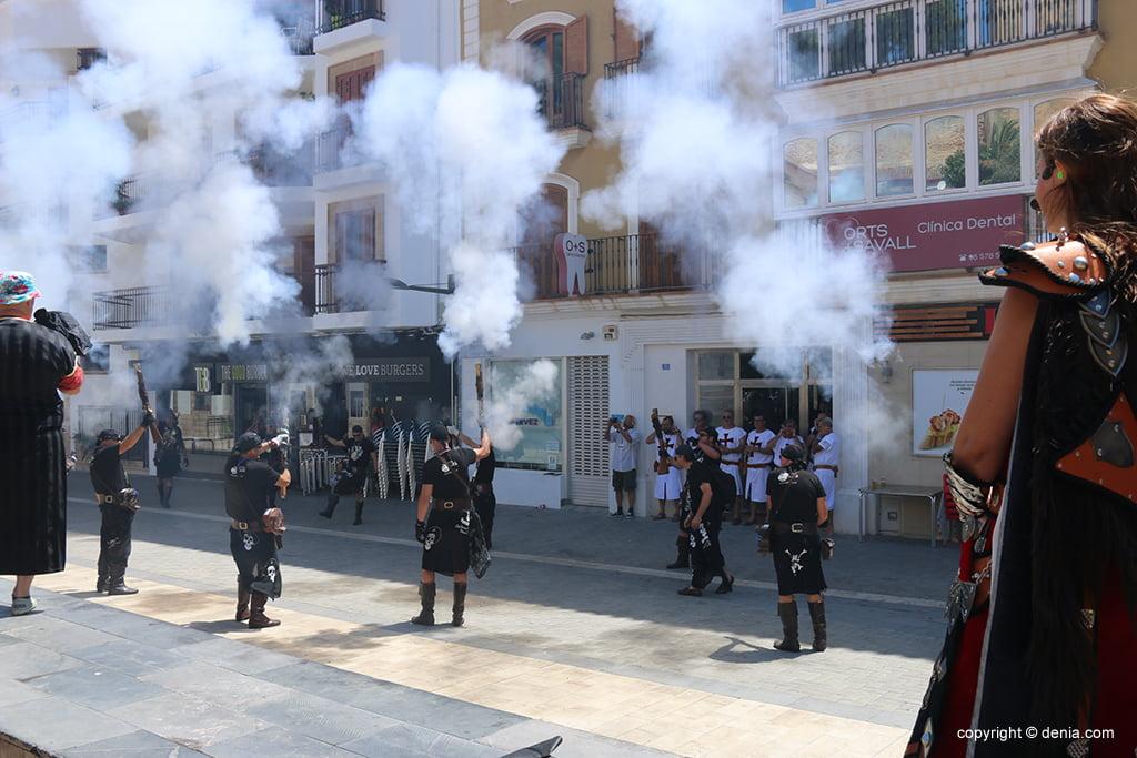 Schlacht von Arcabucería Moros und Cristianos 21
