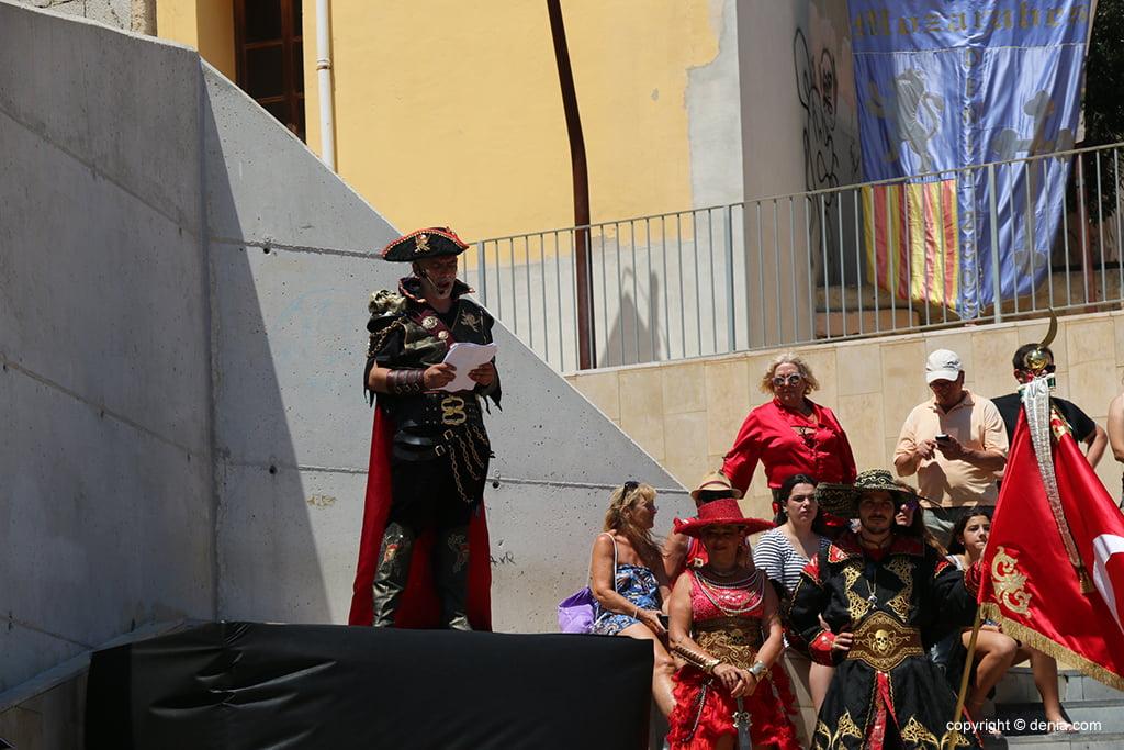 Batalla de arcabucería Moros y Cristianos 24