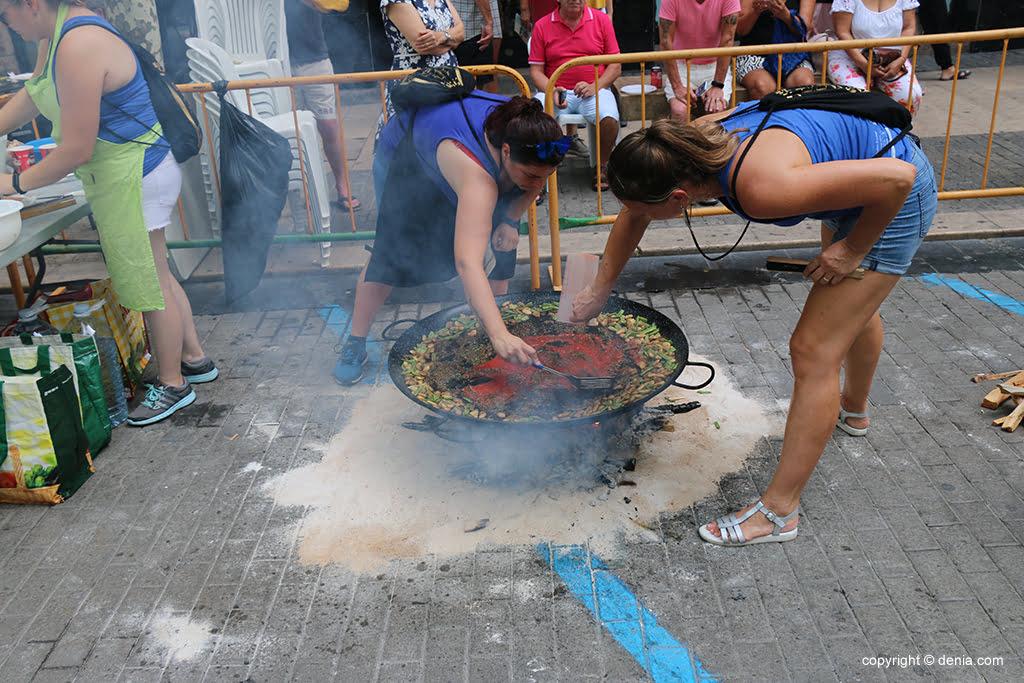 2019 14 Paellas für Mauren und Christen