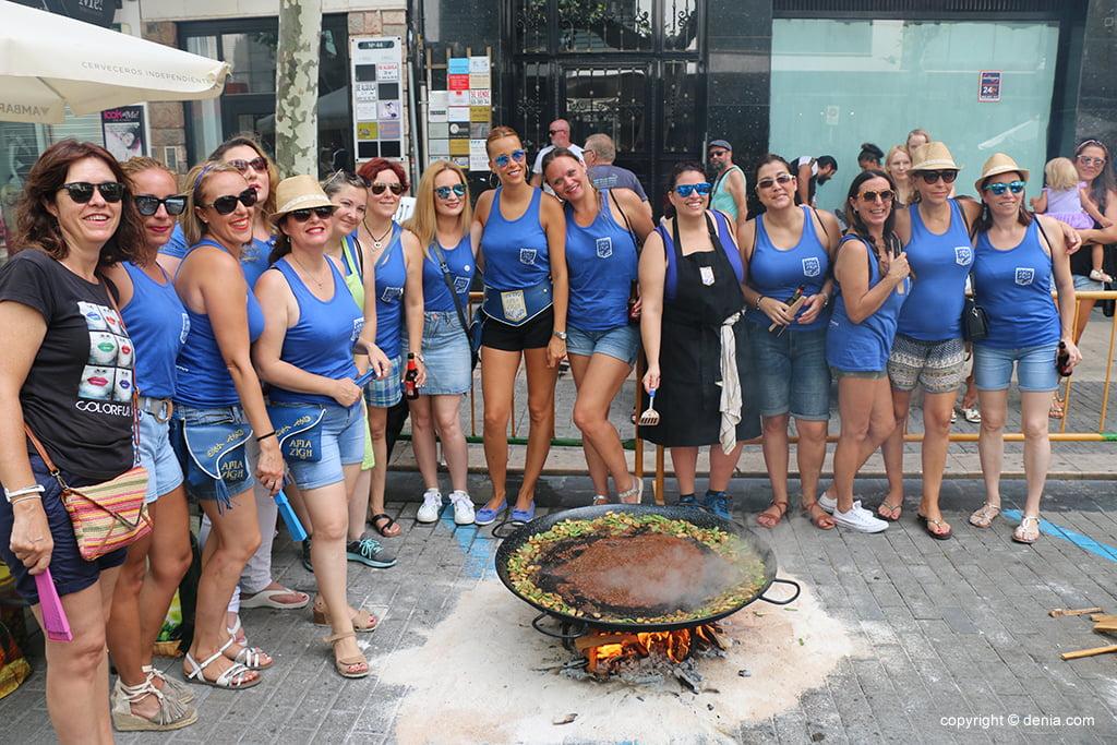 2019 16 Paellas für Mauren und Christen