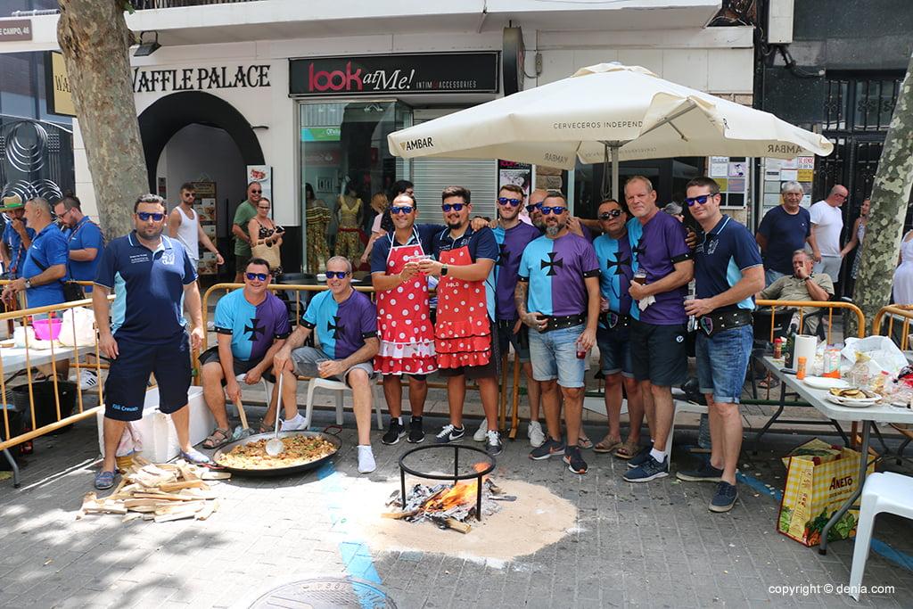 2019 17 Paellas für Mauren und Christen