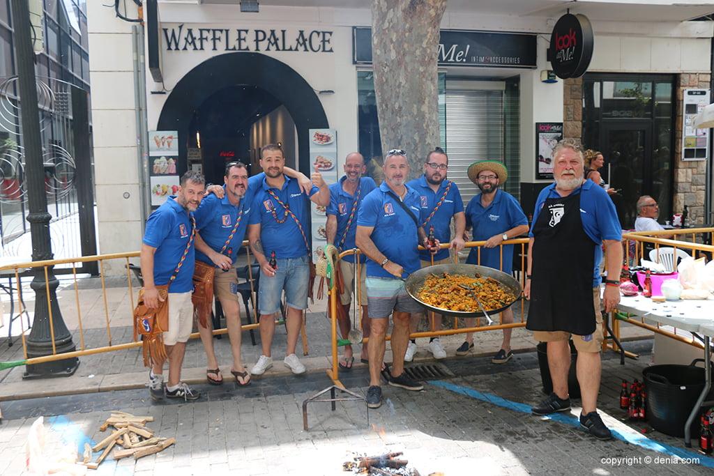 2019 19 Paellas für Mauren und Christen