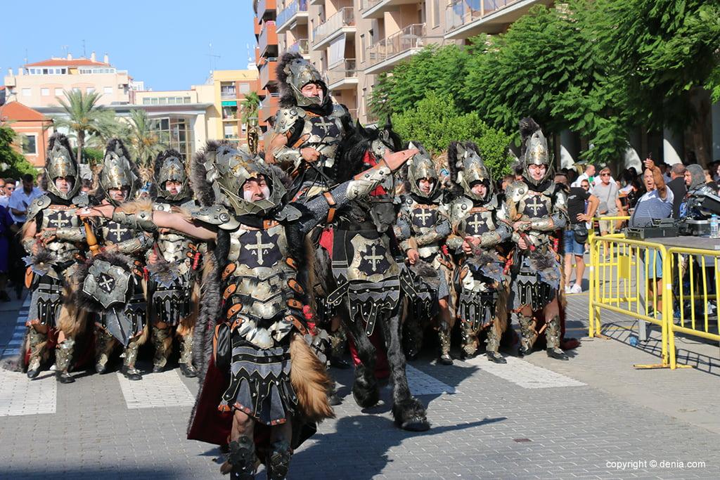 Desfile de gala de Moros y Cristianos 2019 01
