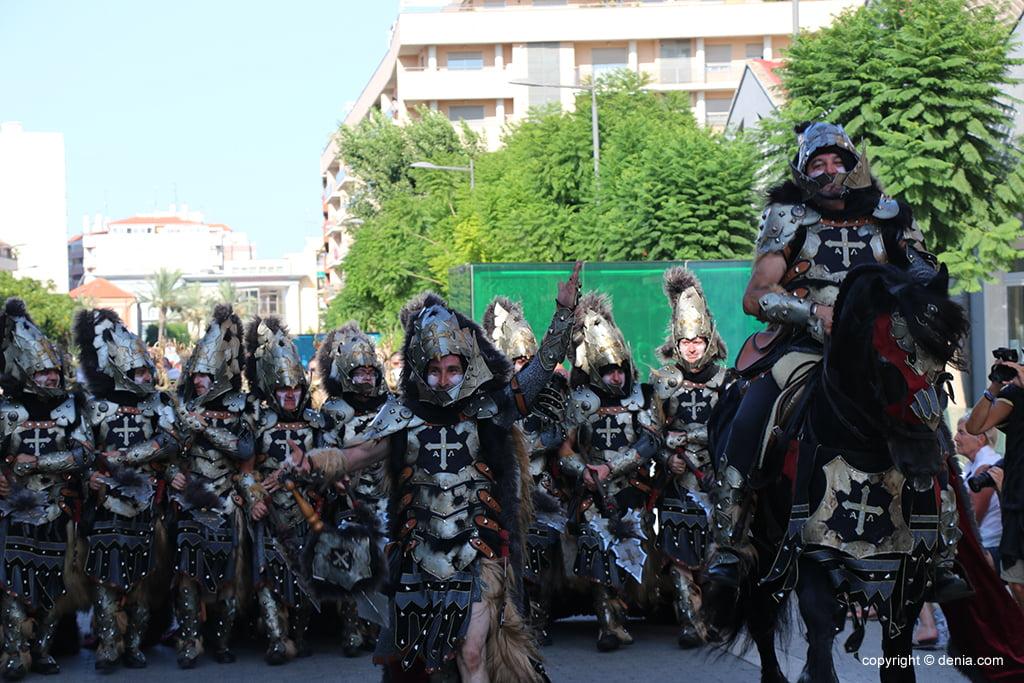 Desfile de gala de Moros y Cristianos 2019 02