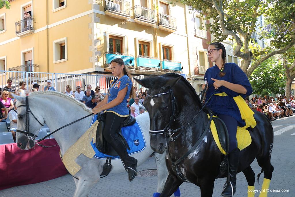 Desfile de gala de Moros y Cristianos 2019 03