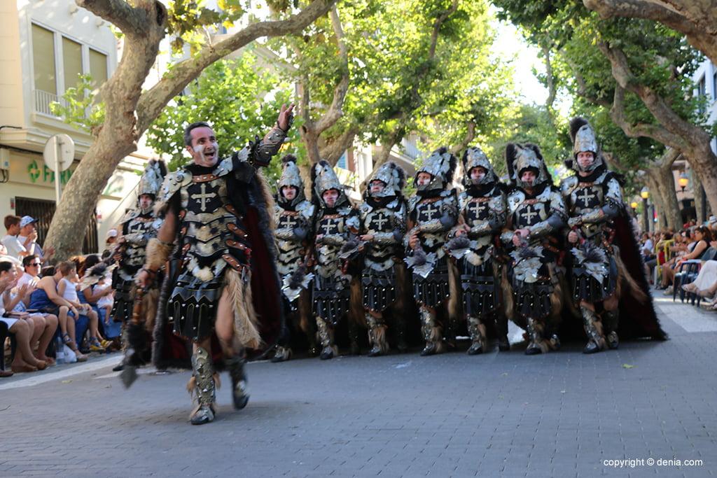 Desfile de gala de Moros y Cristianos 2019 05