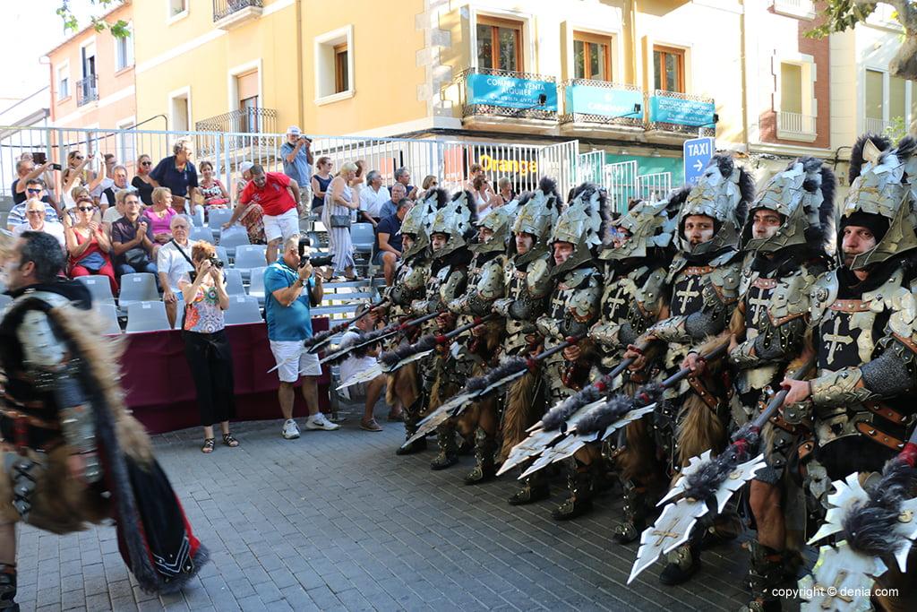 Desfile de gala de Moros y Cristianos 2019 06