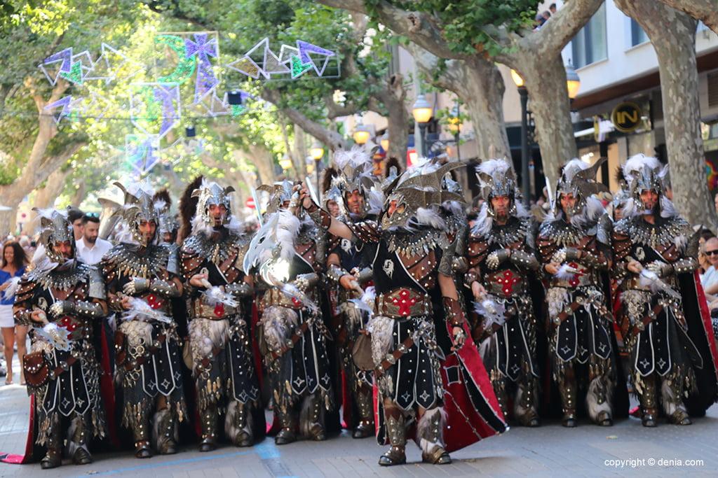 Desfile de gala de Moros y Cristianos 2019 08