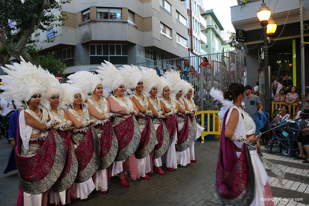 Desfile de gala de Moros y Cristianos 2019 102