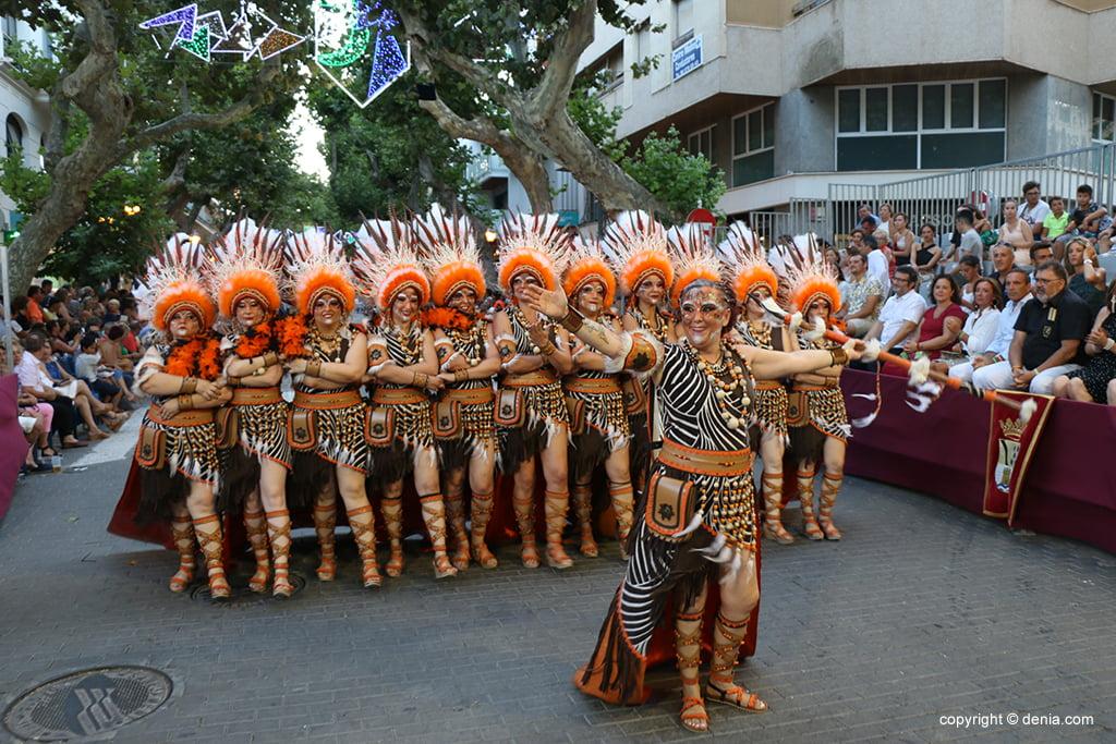 Desfile de gala de Moros y Cristianos 2019 103