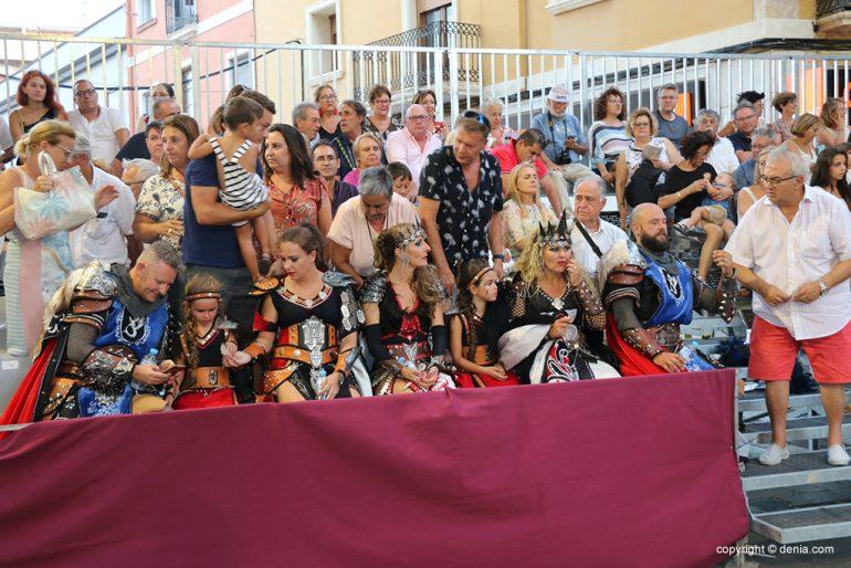 Desfilada de gala de Moros i Cristians 2019 106