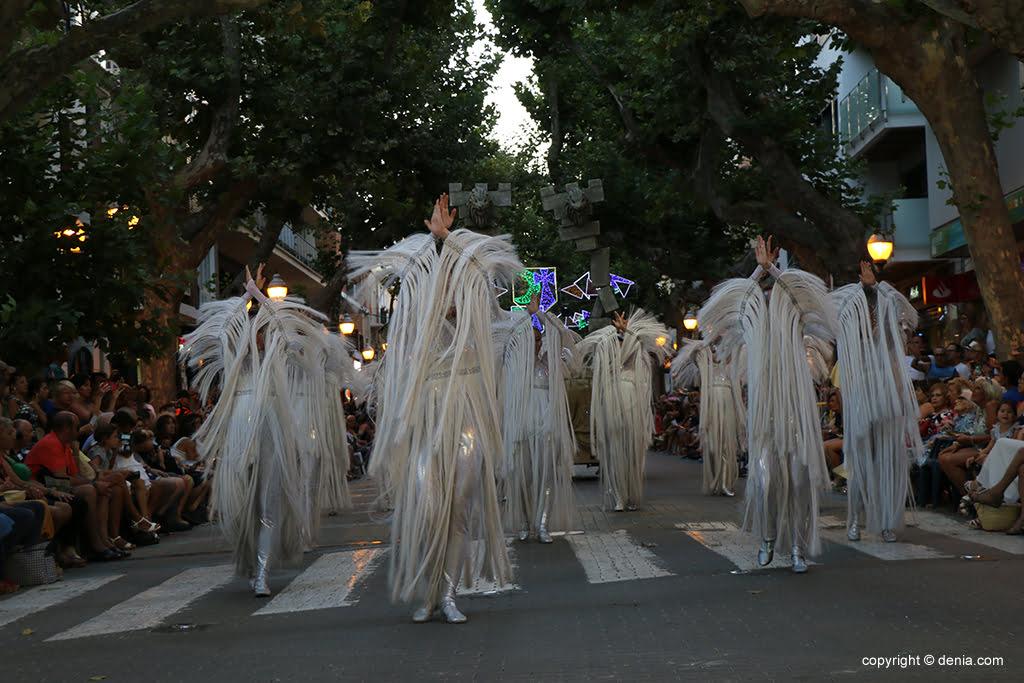 Desfile de gala de Moros y Cristianos 2019 108