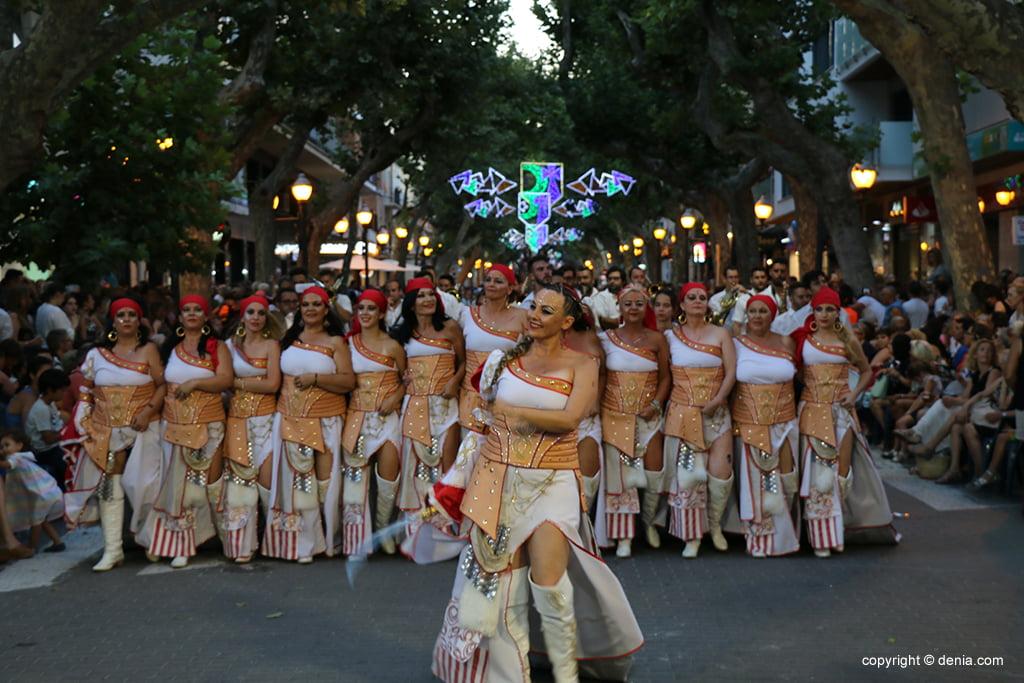 Desfile de gala de Moros y Cristianos 2019 109