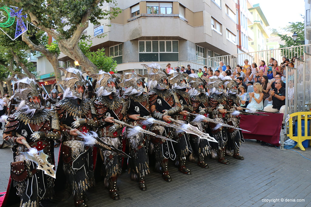 Desfile de gala de Moros y Cristianos 2019 11