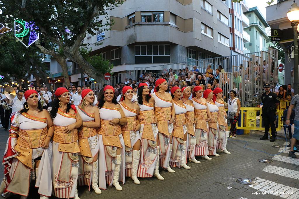 Desfile de gala de Moros y Cristianos 2019 110