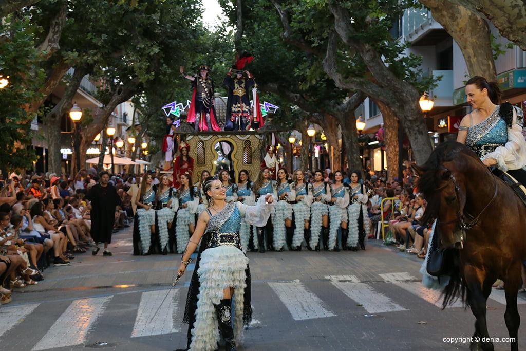 Desfile de gala de Moros y Cristianos 2019 111