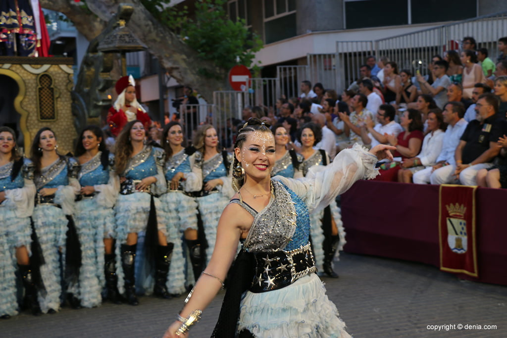 Desfile de gala de Moros y Cristianos 2019 112