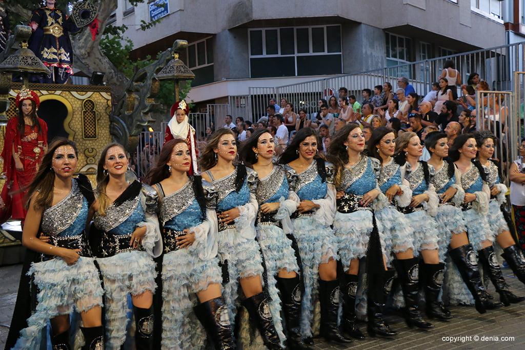 Desfile de gala de Moros y Cristianos 2019 113