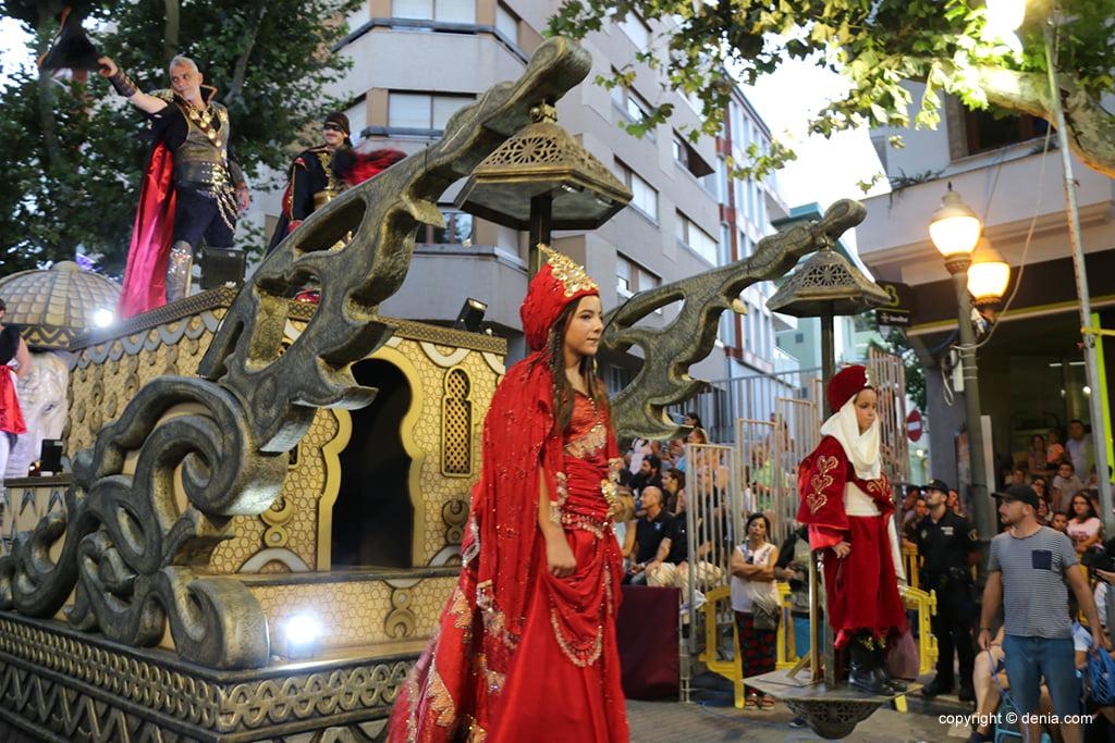 Desfile de gala de Moros y Cristianos 2019 114