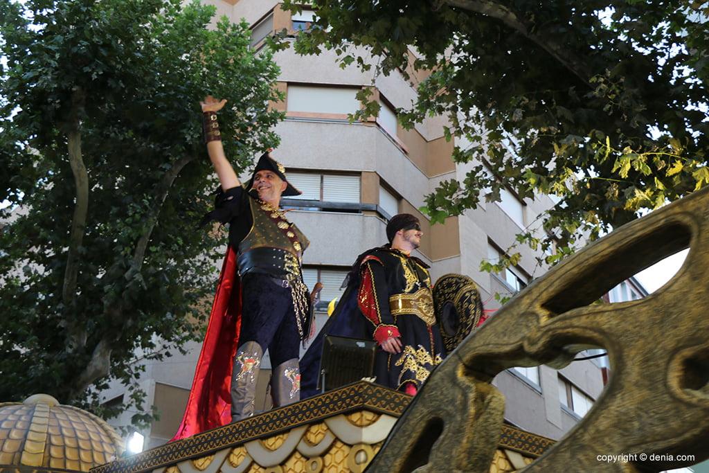 Desfile de gala de Moros y Cristianos 2019 115