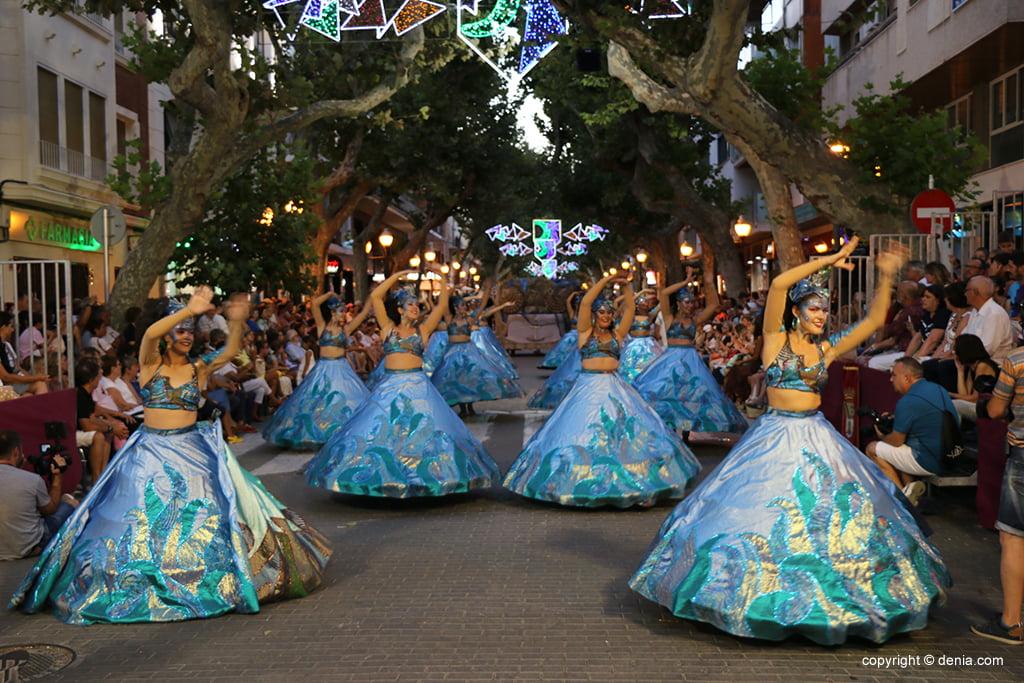 Desfile de gala de Moros y Cristianos 2019 118