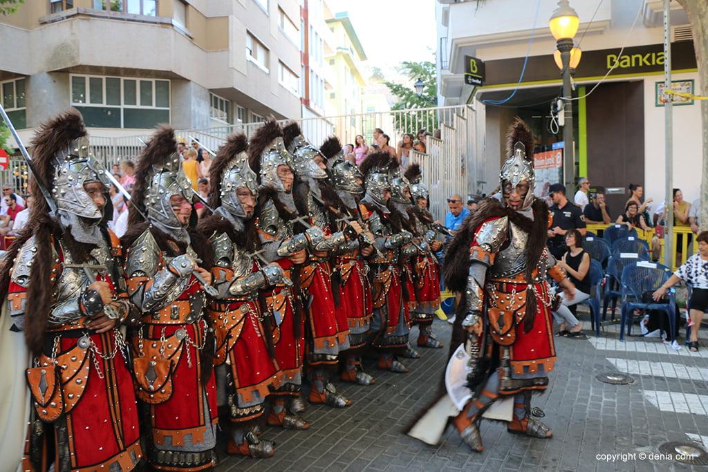 Desfile de gala de Moros y Cristianos 2019 12