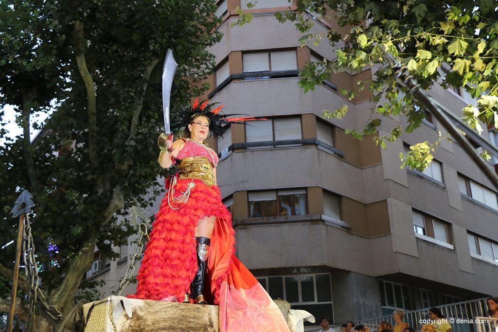 Desfile de gala de Moros y Cristianos 2019 122