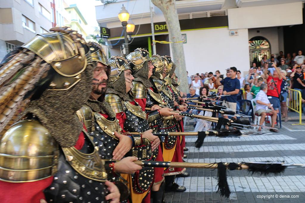 Desfile de gala de Moros y Cristianos 2019 14