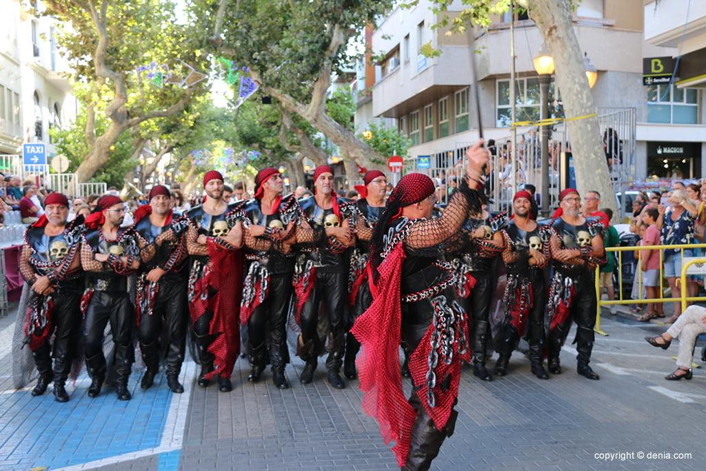 Desfile de gala de Moros y Cristianos 2019 17