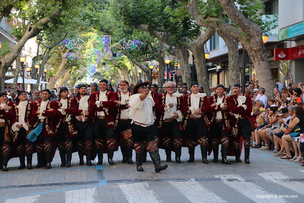 Desfile de gala de Moros y Cristianos 2019 18
