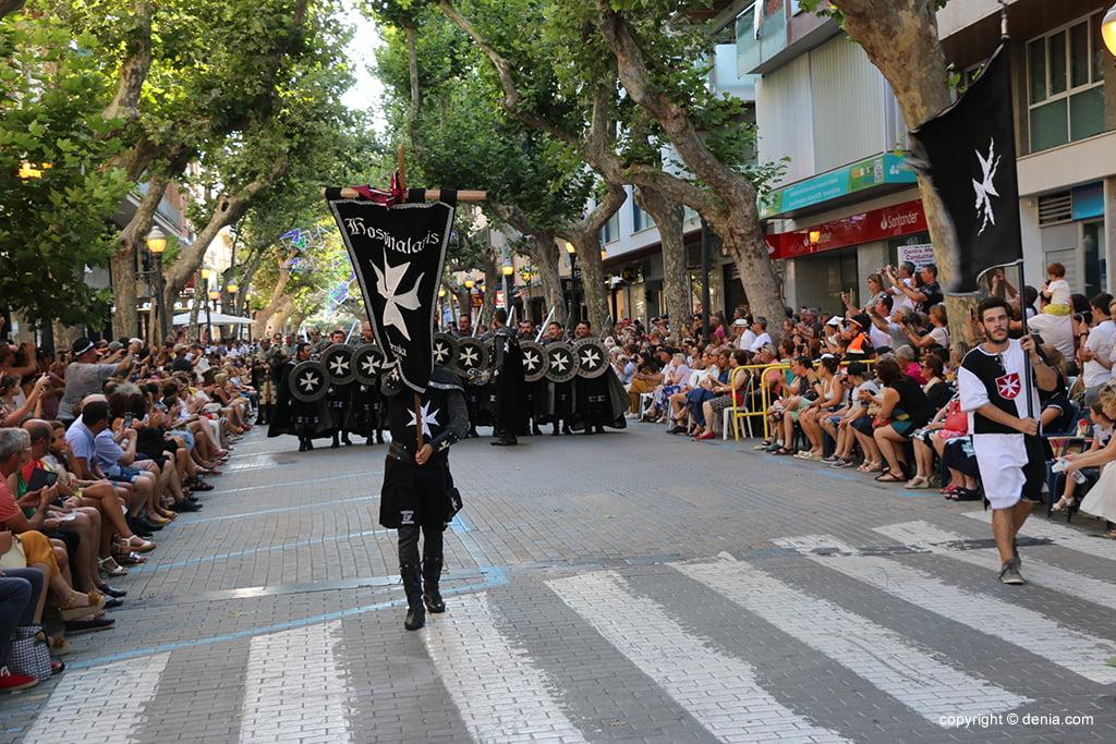 Desfile de gala de Moros y Cristianos 2019 22