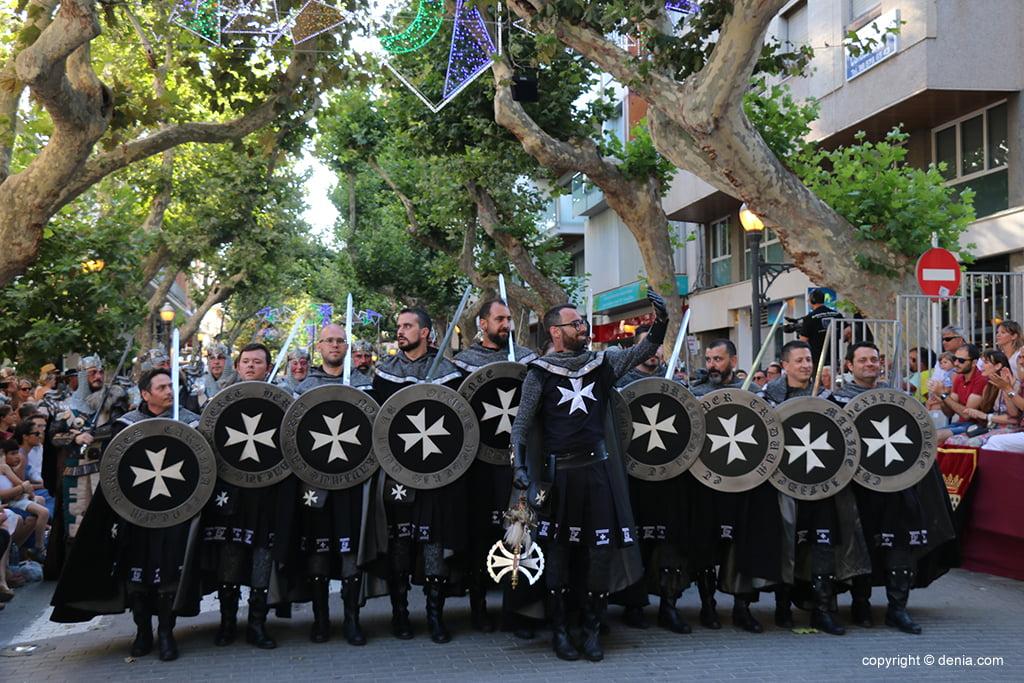 Desfile de gala de Moros y Cristianos 2019 23