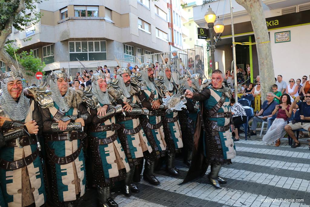 Desfile de gala de Moros y Cristianos 2019 24