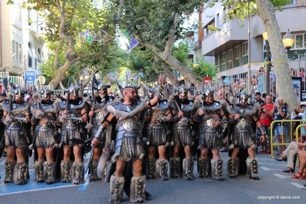 Desfile de gala de Moros y Cristianos 2019 27