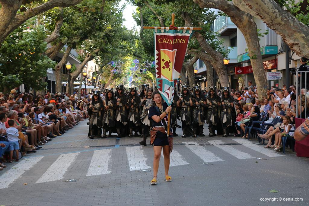 Desfile de gala de Moros y Cristianos 2019 28