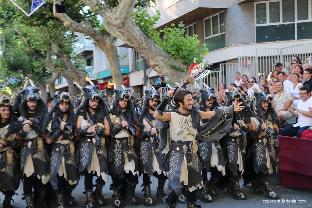 Desfile de gala de Moros y Cristianos 2019 29
