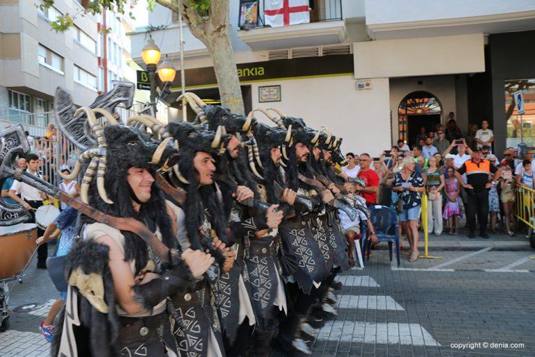 Desfile de gala de Moros y Cristianos 2019 30