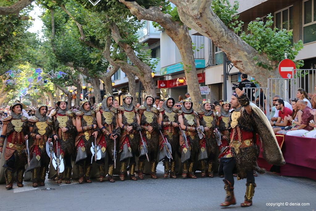 Desfile de gala de Moros y Cristianos 2019 31