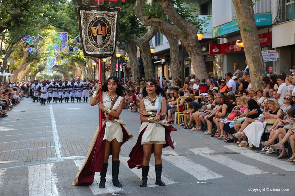 Desfile de gala de Moros y Cristianos 2019 34
