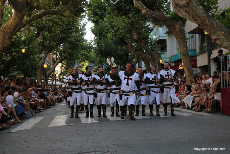 Desfile de gala de Moros y Cristianos 2019 35