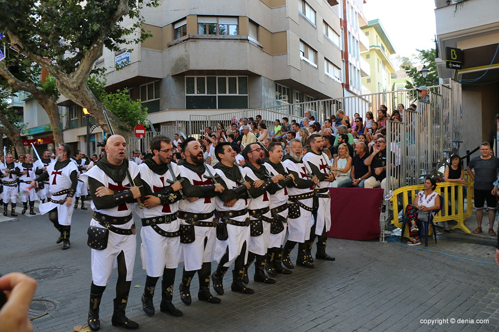 Desfile de gala de Moros y Cristianos 2019 36