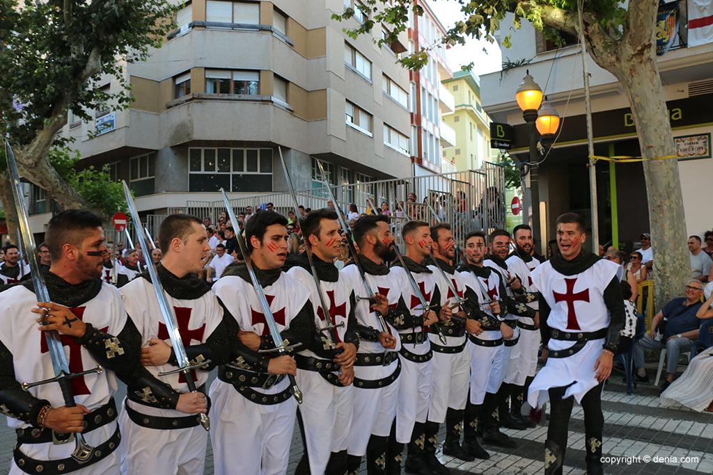 Desfile de gala de Moros y Cristianos 2019 38